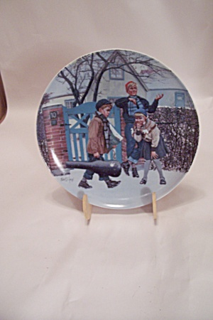 Kunstens Trange Vej By Kurt Ard Collector Plate