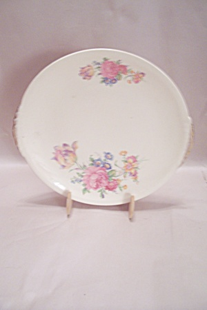 Paden City Rosalee Pattern China Dinner Plate