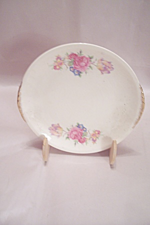 Paden City Rosalee Pattern China Bread & Butter Plate