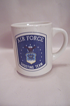 Air Force Shooting Team Collector Plate