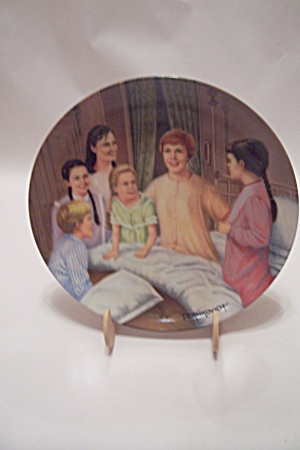 My Favorite Things By T. Crnkovich Collector Plate