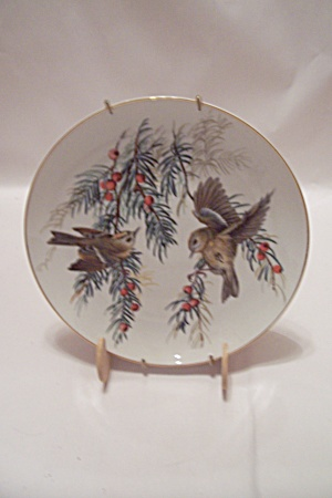 Birds Collection Collector Plate
