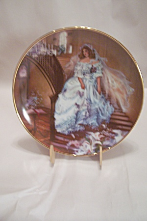 Caroline By Rob Sauber Collector Plate