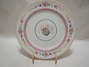 Royal Doulton Urn Pattern Fine China Chop Plate