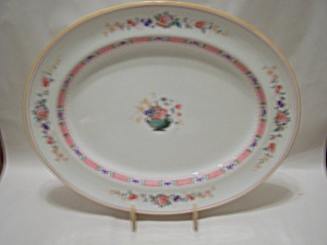 Royal Doulton Urn Pattern Fine China Oval Platter
