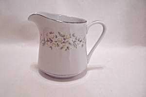 Crown Victoria Carolyn Pattern Fine China Creamer
