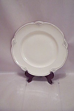Homer Laughlin A 35 N 6 Pattern Lunch Plate