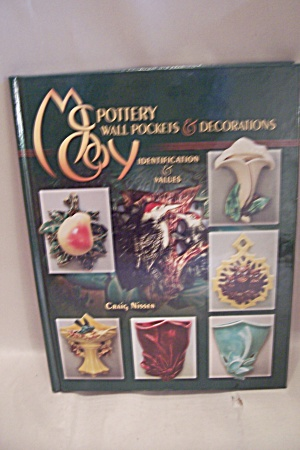 Mccoy Pottery Wall Pockets & Decorations Id & Values
