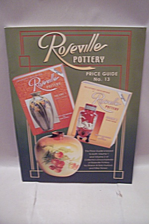 Roseville Pottery Price Guide No. 13 (Image1)