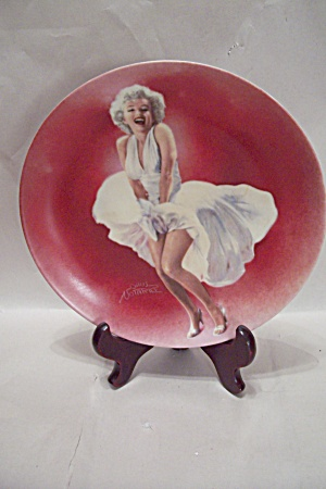 Marilyn Monroe Seven Year Itch Collector Plate