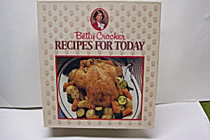 Betty Crocker Recipes For today (Book 1) (Image1)