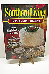 Southern Living 1995 Annual Recipes. (Image1)