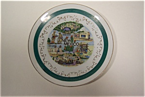 New Mexico Collector Plate (Image1)