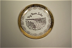 Big Bear Lake, California Collector Plate (Image1)