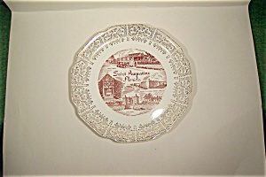 Saint Augustine, Florida Collector Plate (Image1)