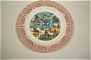 Missouri Collector Plate