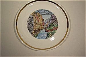 Royal Gorge, Colorado Collector Plate (Image1)