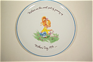 Mother's Day 1974 Collector Plate (Image1)