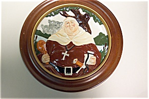 "Toby ""Friar Tuck"" Collector Plate (Image1)"