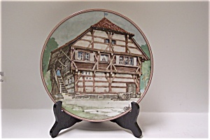 Bodenseehaus in Immenstaad Collector Plate (Image1)