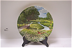 The Flowering Meadow Collector Plate
