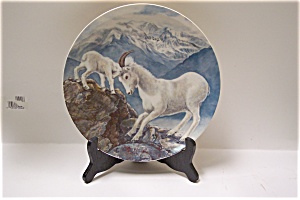 A Gentle Persuasion Collector Plate