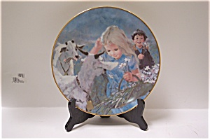Mountain Friends Collector Plate