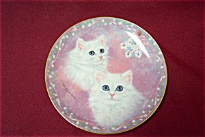 Tasha and Tanya Collector Plate (Image1)