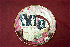 Hide And Seek Collector Plate