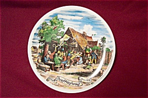 German Wandertag Collector Plate (Image1)