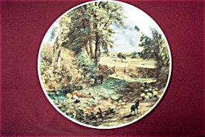 The Cornfield Collector Plate