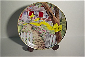 Homecoming Limited Edition Collector Plate