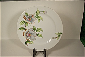 Roselyn China Floral Collector Plate