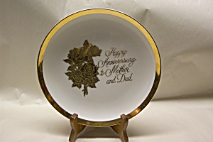 Golden Anniversary Collector Plate