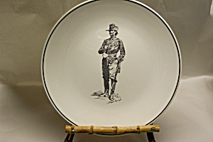 Frederic Remington Collector Plate