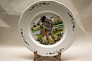 Scotland Collector Plate (Image1)