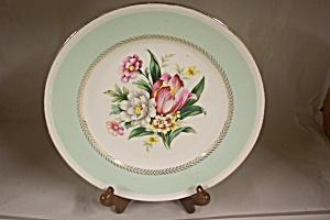 HOMER LAUGHLIN Georgian Plate (Image1)