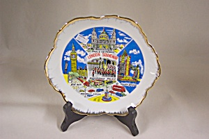 London Souvenir Collector Plate (Image1)