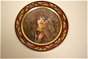 Cleopatra by Irene Spencer Collector Plate (Image1)