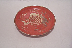 Occupied Japan Dragon Ware Saucer