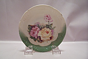 Rose Decorated Small China Bowl