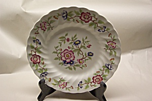 "Franciscan Mandarin Pattern 7-3/4"" Salad Plate (Image1)"