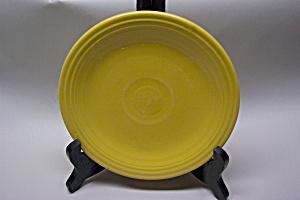 Fiesta 6 Inch Yellow Plate (Image1)