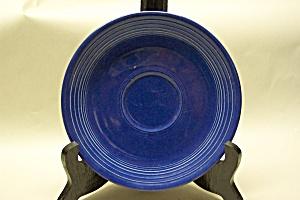 Fiesta Cobalt Blue Saucer (Image1)