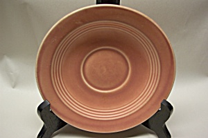 Fiesta Light Brown/cinnabar Saucer