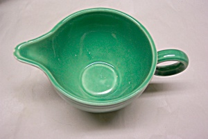 FIESTA Green Creamer (Image1)