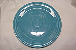 FIESTA  9 InchTurquoise Plate (Image1)