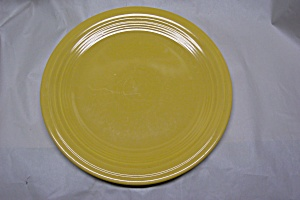 FIESTA  9 Inch Yellow Plate (Image1)
