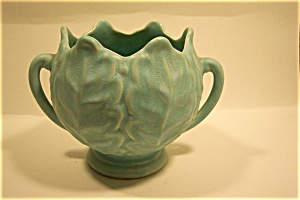 ROSEVILLE Leaf Pattern Bowl (Image1)