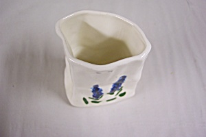 Free-Form Bluebonnet Toothpick Holder (Image1)